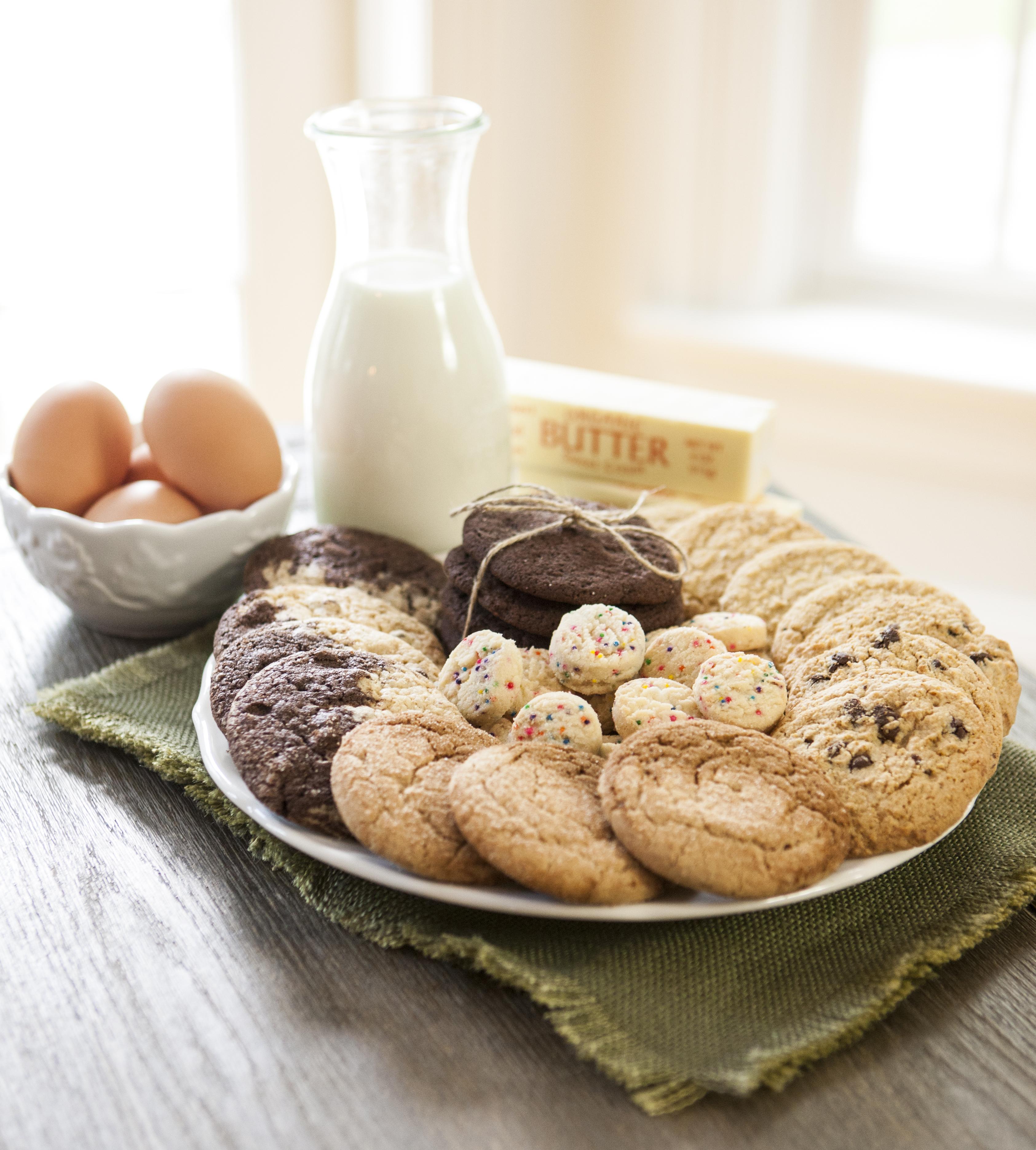 Virtual Camp Snackery- week 6 ( 2 hours Tues through Fri) Aug 4-7 - Cookie, Cookies and more Cookies!